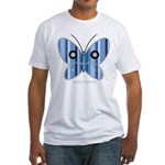 Sweet butterfly Fitted T-Shirt