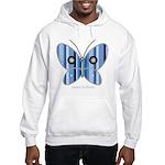 Sweet butterfly Hooded Sweatshirt
