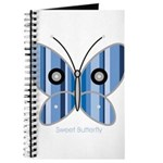 Sweet butterfly Journal