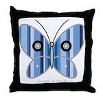 Sweet butterfly Throw Pillow