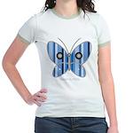 Sweet butterfly Jr. Ringer T-Shirt