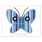 Sweet butterfly Small Poster
