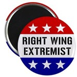 Magnet (10 pack): Right Wing Extremist