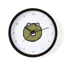 Bagel Clock