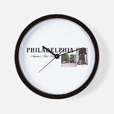 ABH Philadelphia Wall Clock