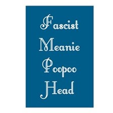FMPH Postcards (Package of 8)