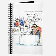 WildSteen Eats Christie Journal