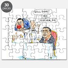 WildSteen Eats Christie Puzzle
