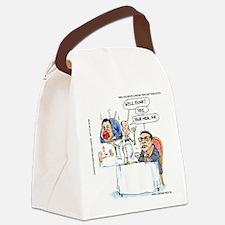 WildSteen Eats Christie Canvas Lunch Bag