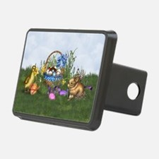 Easter Bunny Hitch Cover