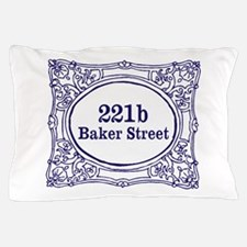 221b Baker Street Pillow Case