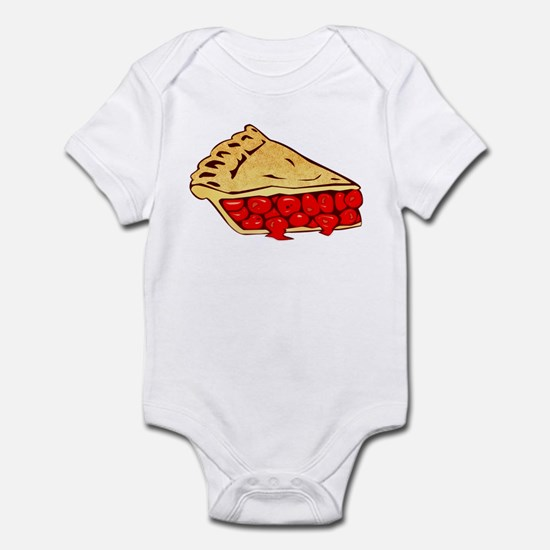 Cherry Pie Infant Bodysuit