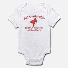 Karelian Bear Dog Infant Bodysuit
