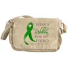 Traumatic Brain Injury Hero Messenger Bag