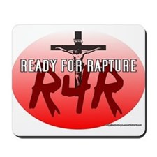 Ready For Rapture Mousepad