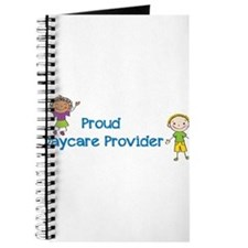 Proud Daycare Provider Journal