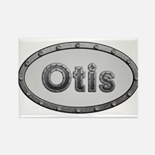 Otis Metal Oval Magnets