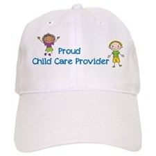Proud Child Care Provider Baseball Baseball Cap
