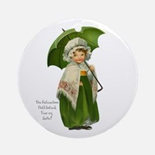 Ould Ireland Ornament (Round)