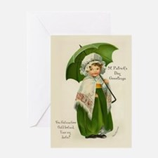 Ould Ireland Greeting Card
