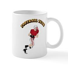 Sports - Football Team Mug
