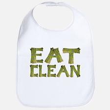 Eat Clean Bib