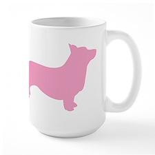 Just Cardigan (Pink) Mugs