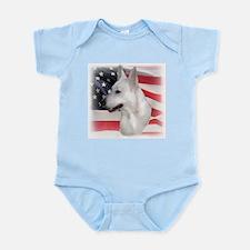 American Shepherd Infant Bodysuit