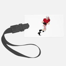 Sports - Football - No Txt Luggage Tag