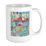 """""""On The Set"""" Large Mug Mugs"""