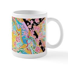 Art Nouveau Lady Mug Mugs