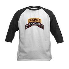 2D Ranger BN Scroll with Rang Baseball Jersey