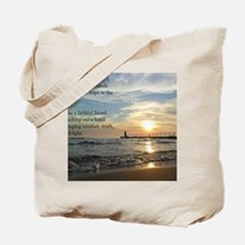 Funny Lighthouses Tote Bag