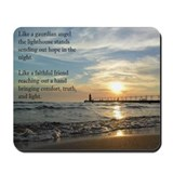 Beautiful scenes Mouse Pads