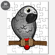 African Grey Puzzle