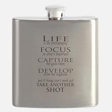 Life is like photography Flask