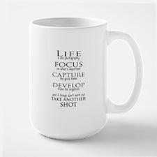 Life is like photography Mugs