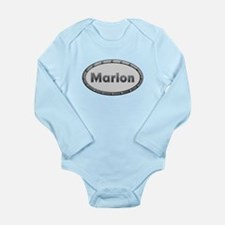 Marlon Metal Oval Body Suit