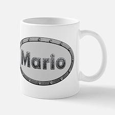 Mario Metal Oval Mugs