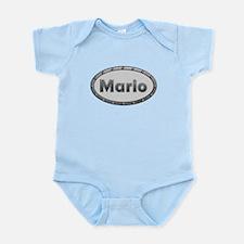 Mario Metal Oval Body Suit