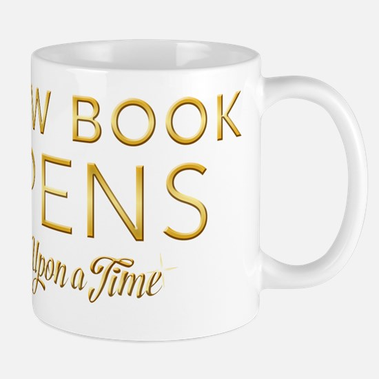 OUAT A New Book Opens Mugs