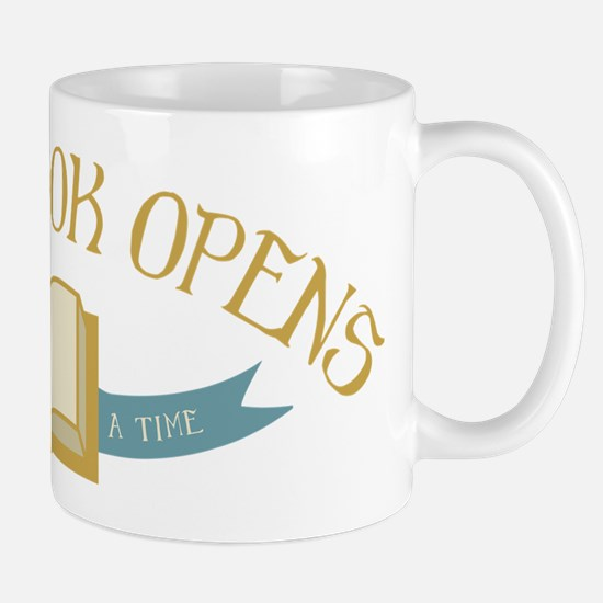 A New Book Opens OUAT Mugs