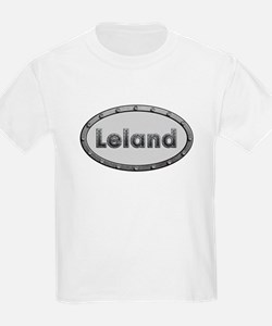 Leland Metal Oval T-Shirt