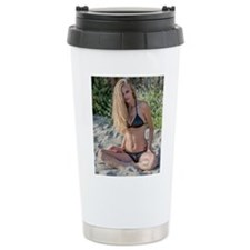 malibu girl Travel Mug