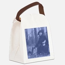 Life is Nuts Canvas Lunch Bag