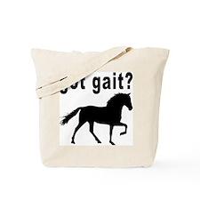 Got Gait Horse Tote Bag