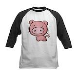 Pig Baseball Jersey