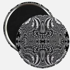 """Fractal C~07 - 2.25"""" Magnet"""