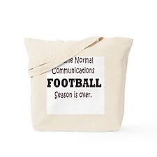 Resume Normal  Tote Bag