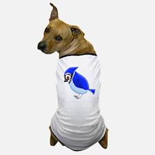 bue jay Dog T-Shirt